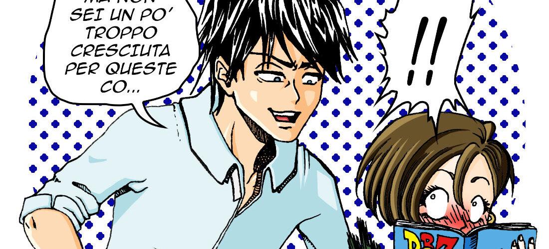 Passione manga: ecco perché io e te abbiamo una storia in comune